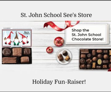 Shop SJ's Holiday See's Chocolate Store