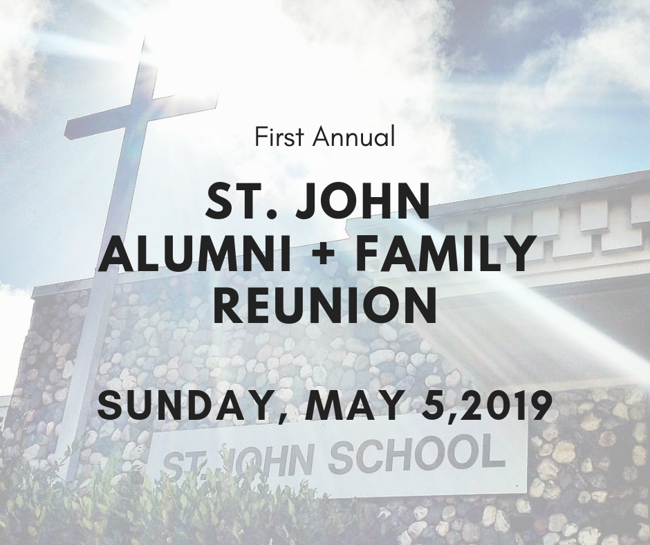 First Annual Alumni + Family Reunion