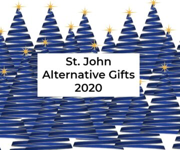 Alternative Gifts – Supporting St. John