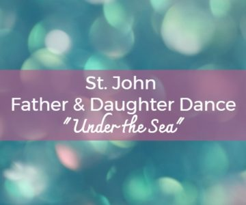 St. John Father Daughter Dance