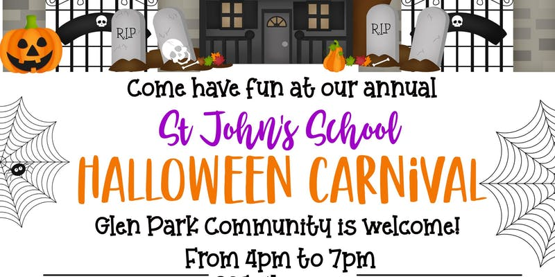 SJ Halloween Night Carnival – Join Us!