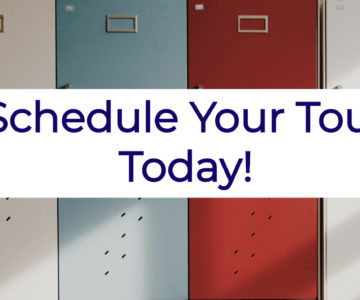 Schedule a Tour Today!