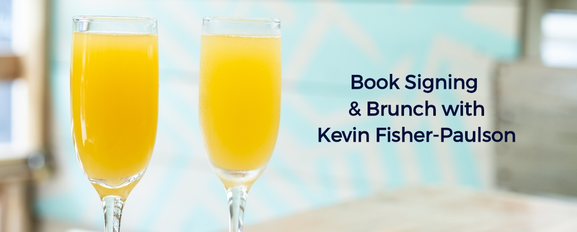 Book Signing with Kevin Fisher-Paulson