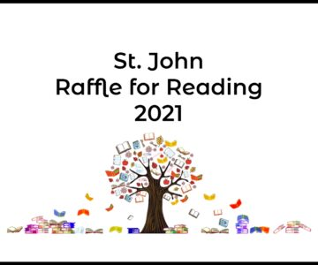 Raffle for Reading!