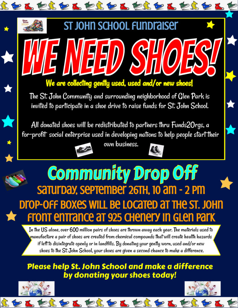 sf-catholic-school-shoe-drive